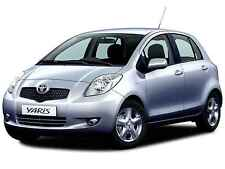 "Toyota Yaris 2005-2013 factory workshop service manual sent as a ""Download"""