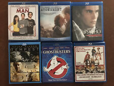 Blu ray movies lot: Ghostbusters, Good The Bad & The Ugly, American Psycho, More