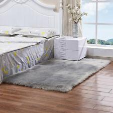 Non Slip Shaggy Area Rug Bedroom Carpet Hallway Runner Fluffy Cushion Home Decor