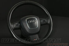 Audi RS4 8E 8H B7 pelle Volante Sport Multifunzione Completo Sterzo Wheel Anima
