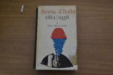 Smith Storia d'Italia 1861/1958 LATERZA
