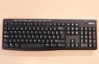 Logitech MK270 Wireless UK QWERTY Replacement KeyBoard only - No Dongle