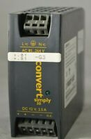 POWER ONE / Convert simply 30 / LOR4301-2 (T.124)