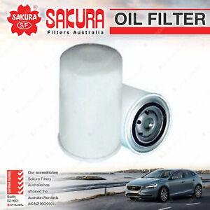 Sakura Oil Filter for Fiat 130 3.2 1971-1978 Petrol C-5102 Refer Z54A