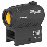Sig Sauer Romeo5 Tread Compact Red Dot Sight 1x20mm 2 MOA Dot Reticle - SOR52010