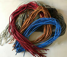 3/16 x 72 Inch Bulk Baseball/Softball Glove Lace - Multiple Colors Available