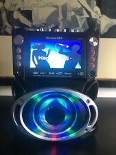 New listing Karaoke Usa Gf845 Complete Karaoke System with 2 Microphones,7� Color Display,