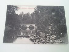 CAMBRIDGE, TRINITY BRIDGE Vintage Postcard Franked+Stamped 1906  §B740