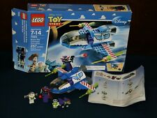 Lego Toy Story 7593 Buzz's Star Command Spaceship 100% Rare Hard to Find
