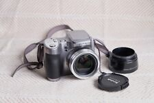 Kodak EasyShare Z740 5.0MP Digital Camera - Silver with Hood / Lens adapter