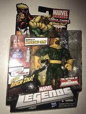 Marvel Legends Arnim Zola Series Wave Wrecking Crew Thunderball Figure NEUF RARE!