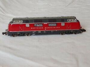 ROCO  Diesellokok Deutsche Bahn V 200 035 Spur N