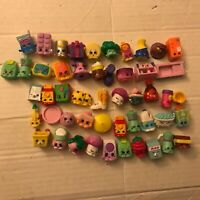 Lot of 50 Shopkins mixed By Moose