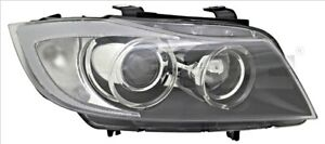 TYC Headlight D1S Left For BMW E90 E91 7161667
