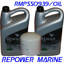 Marine Oil & Filter for Volvo Penta:, KAD32P-A, MD21B, AD31, TMD31, MD31A, VDS-3