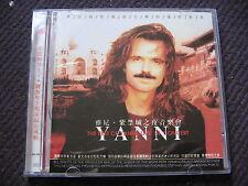 CD YANNI - THE BEST OF YANNI LIVE IN CONCERT / très bon état