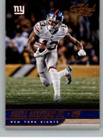 2017 Donruss Certified Cuts Football Cards Pick From List