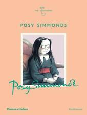 Posy Simmonds (The Illustrators), Paul Gravett, New,