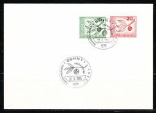 Germany 1965 FDC cover Mi 483-484 Sc 934-935 Europa Cept issue