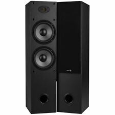 "Dayton Audio T652-AIR Dual 6-1/2"" 2-Way Tower Speaker Pair with AMT Tweeter"