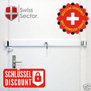 Panzerriegel, Querriegelschloss, Sicherheitsschloss, Swiss Sector QL100