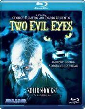Two Evil Eyes 0827058701891 With Harvey Keitel Blu-ray Region a