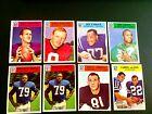1966 Philadelphia Football Cards 91