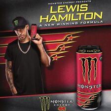 Lewis Hamilton LH44 Monster Energy drink 500 ml x 12