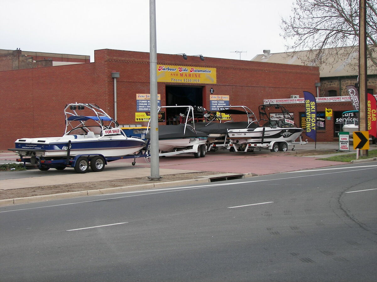 port adelaide ski shop