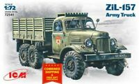 ICM 72541 - 1/72 Zil-157 Army Soviet Truck, Cold War (1946-1991) scale model kit
