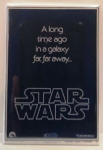 "Star Wars MAGNET 2""x3"" Refrigerator Locker Movie Poster Image 7"