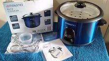 Blue Ambiano Rice Cooker and Steamer