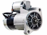 Anlasser Starter Gabelstapler Mitsubishi FG20 12V/1.2kW 9z