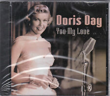 CD DORIS DAY YOU MY LOVE 13T NEUF SCELLE