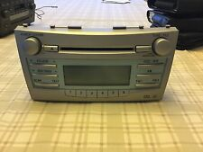 OEM 2007 2008 2009 2010 TOYOTA CAMRY LE Xle MP3 CD RADIO PLAYER 07 08 09 10 11