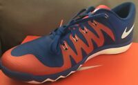 NEW Nike Florida Gators 5.0 V6 AMP Free Trainer Blue/Orange Men's Size 13
