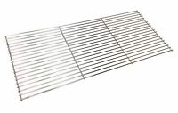 HEAVY DUTY BARBECUE DIY BRICK BBQ GRILL 91cm x 40cm in 6mm STAINLESS STEEL