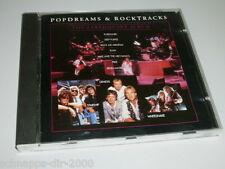 POP DREAMS & ROCKTRACKS CD MIT IRON MAIDEN DEEP PURPLE YES BLACK SABBATH RUSH ..