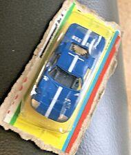 Original Aurora T-Jet 500 Ford GT #1374 MIB torn blister NEW