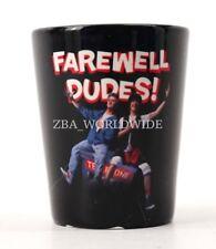 Universal Studios Orlando Halloween Horror Nights 2017 Farewell Dudes Shot Glass