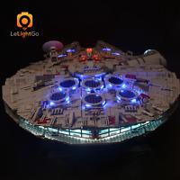 Classic Led light kit for LEGO Millennium Falcon 75192 LEGO STAR WARS Lighting