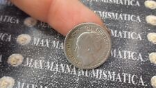 CURACAO KINGDOM OF NETHERLANDS 1/4 GULDEN SILVER 1944 COD. CURACAO-3