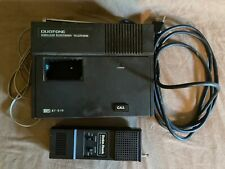 Radio Shack Duofone Vintage Cordless Electronic Telephone Et-310 Vintage Cool