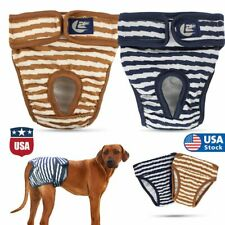 Pet Diapers Female Sanitary Pants Dog Washable Underwear Physiological Panties