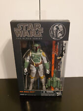 2013 STAR WARS THE BLACK SERIES 6 INCH Wave 2 BOBA FETT