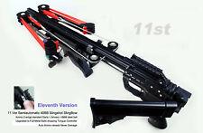 11 VER Semiautomatic 40BB Slingshot Rifle SlingBow - Upgraded Full-Metal Tongue