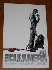 CLEANERS ABSENT BODIES DARK HORSE MARK WHEATON HORROR GN 9781595823700