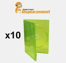 10 NEW High Quality Xbox 360 Empty Game Cases