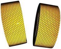Hi Viz High Intensity Reflective Tape Yellow 50mm x10m