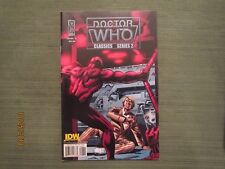 Doctor Who Classics (IDW Series 2) #8 2009